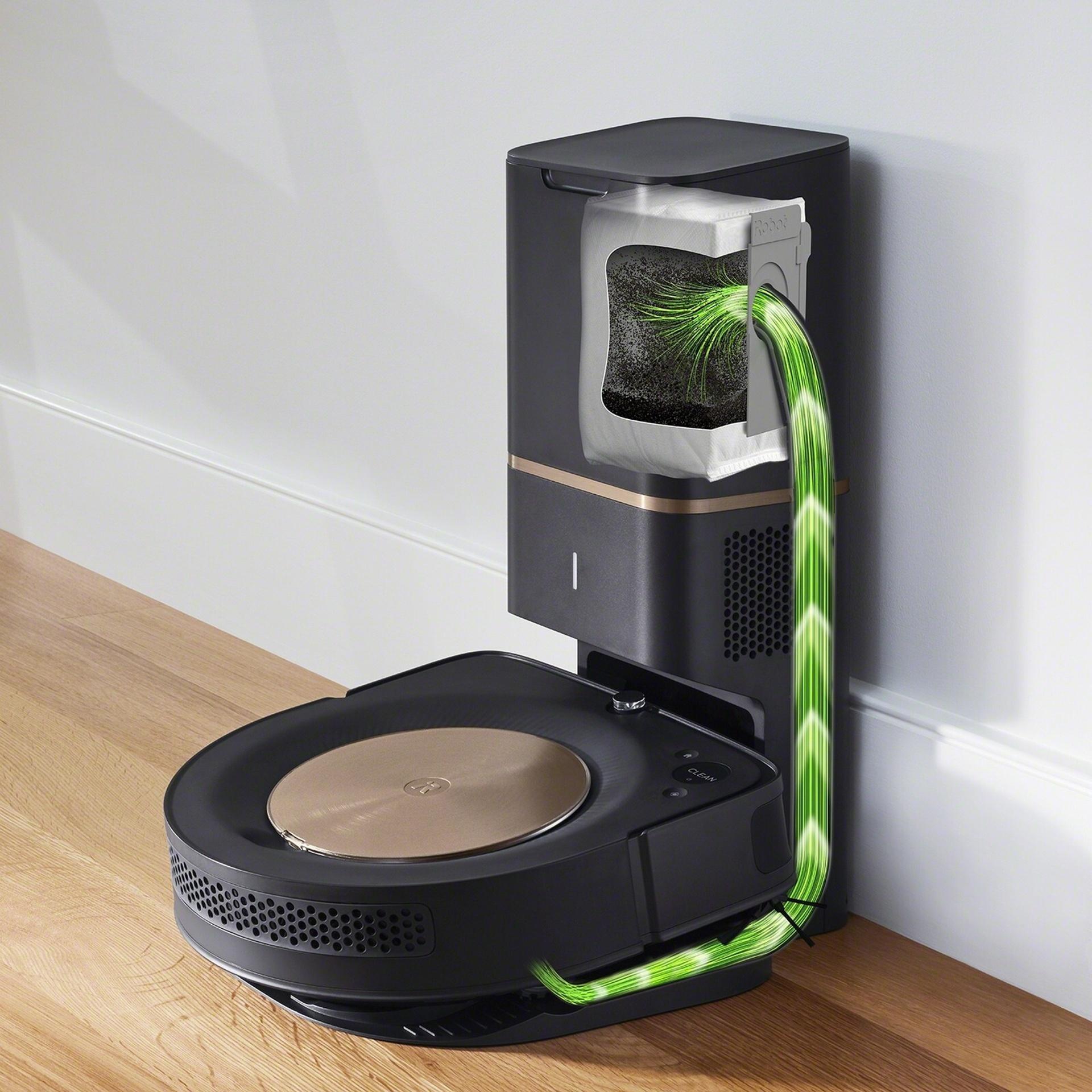 iRobot Roomba s9+ čistiaca stanica CleanBase