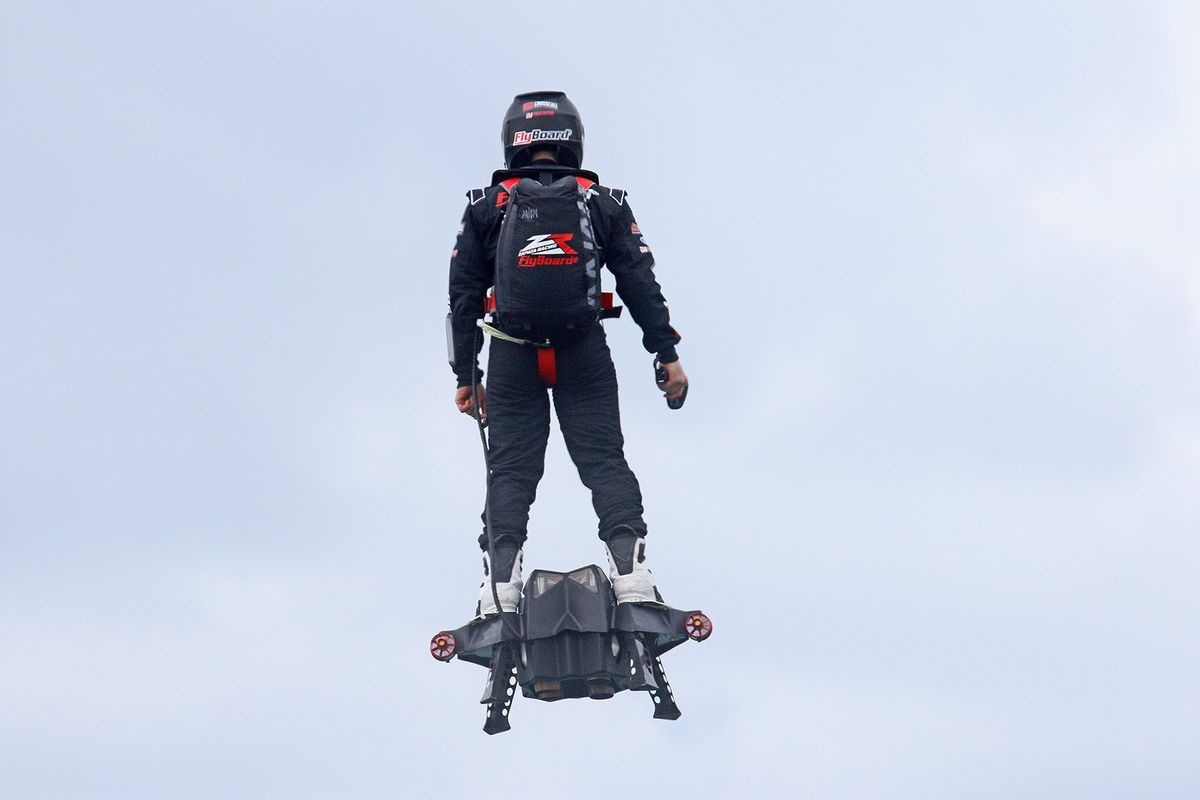 flyboard zapata